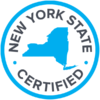 New York State Certified
